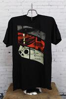 Skullcandy Mens Turn Basic T-shirt Tee Shirt S/s Medium Black