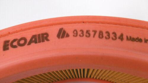 ECOAIR Filtro dell/'aria 93578334 NUOVO IN SCATOLA ORIGINALE