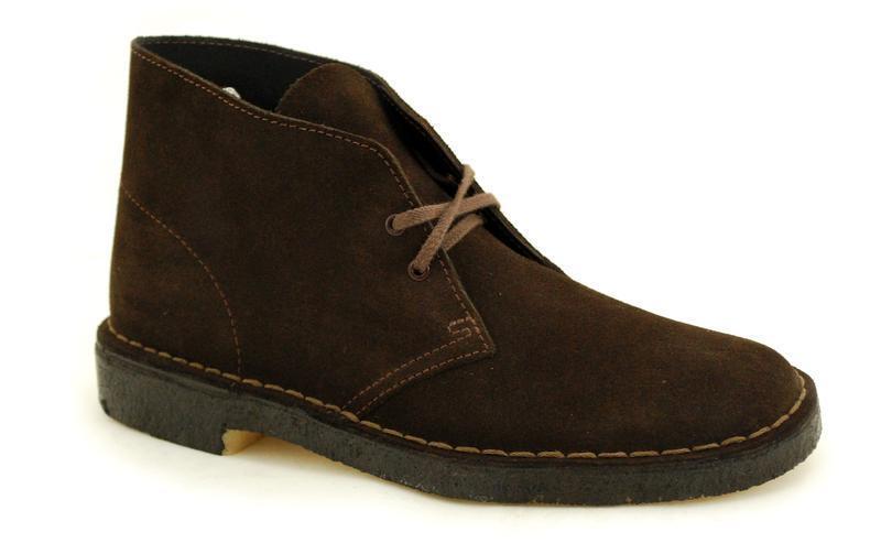 Der Klassiker Clarks Originals The Desert Boot Braun (4) Suede 00111762 (4) Braun 45ebba