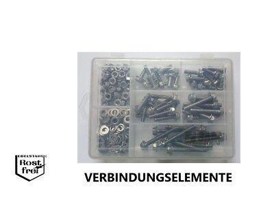 Sechskant Flanschschrauben DIN 6921 M6X16 A2 10 St
