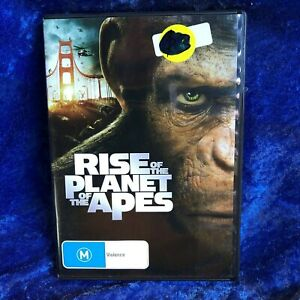 Rise-Of-The-Planet-Of-The-Apes-Region-4-DVD