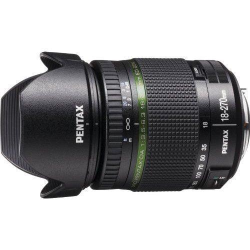 PENTAX High Magnification Zoom Lens DA18-270mm F3.5-6.3ED SDM K mount APS-C New