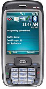 new htc 5800 fusion silver black verizon locked cdma smartphone ebay rh ebay com