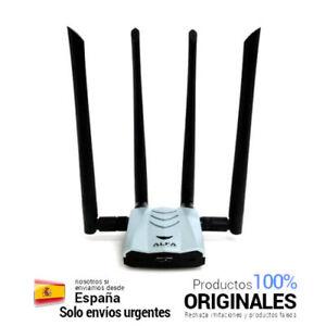 ALFA-AWUS1900-Antena-WiFi-USB-AC1900-doble-banda-dual-largo-alcance-5Ghz