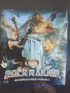 ROCK RAIDER - ACCROCHEZ-VOUS [Blu-ray] NEUF - VERSION FRANÇAISE