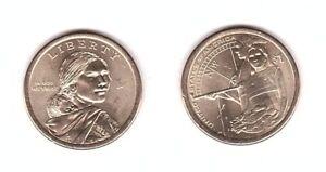 USA - 1 Dollar 2014 - D UNC Sakagovea - Indian Hospitality Lemberg-Zp