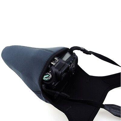 New Neoprene Soft Pouch Camera SLR DLSR Protector Cover Case Bag for Canon Nikon