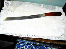 Vintage Sheffield Stainless Steel England ROYAL BRAND Cutlery Sharp Cutter KNIFE