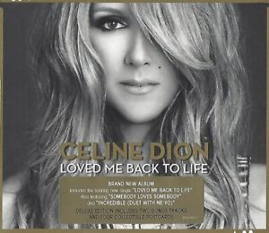Celine-Dion-Loved-Me-Back-to-Life-Deluxe-Edition-NEW-CD-2013-NUOVO