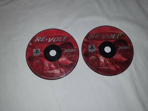 cd disque ps1 playstation 1 sony sans boite RE VOLT