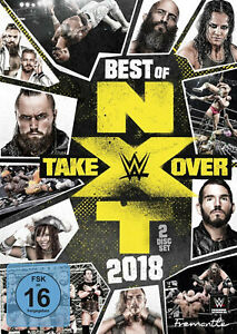 WWE-The-Best-Of-NXT-Takeover-2018-2x-DVD