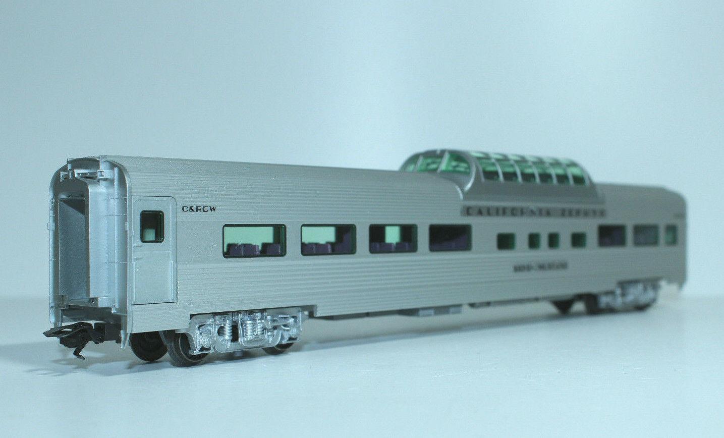 Märklin 43614 Aussichtswagen der Denver & Rio Grande Western (D & RGW) mit OVP