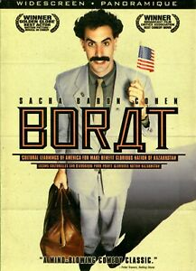 Borat-DVD-Sacha-Baron-Cohen-FREE-SHIPPING-CANADA