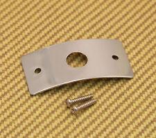 AP-0609-000 Jack Plate For Danelectro® Guitar/Bass w/Mounting Screws - Chrome