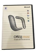 Microsoft Office 2004 Student And Teacher Edition Cheap License