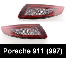 PORSCHE 911 (997) LED Posteriore Lampade Luci di coda