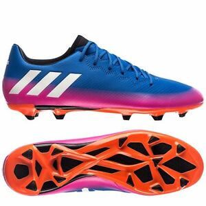 online retailer a4d18 ac053 Image is loading adidas-16-3-TRX-FG-AG-Messi-2017-