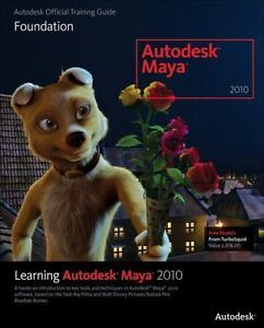 Learning autodesk maya 2010: foundation by autodesk maya press.