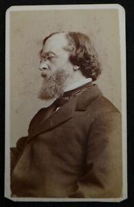 Rare-CDV-James-Freeman-Clarke-c-1850-s-60-s-Author-Unitarian-Minister