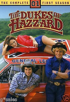 The Dukes of Hazzard ~ Complete 1st First Season 1 One ~ NEW 5-DISC DVD SET