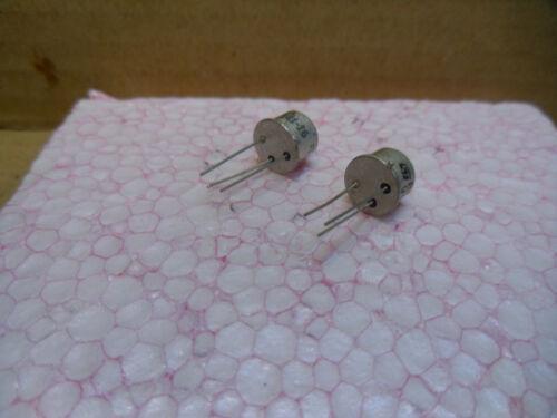 Bc141-16 + bc161-16 audiotransistoren NPN/PNP