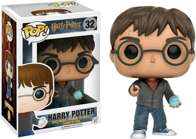 Harry Potter - Harry with Prophecy Pop! Vinyl-FUN10988