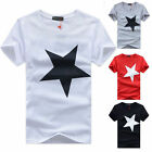 Fashion Men Clothes T-shirt Women Casual Plus Size Hip Hop Short T shirt GB7