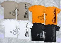 Truetimber True Timber Camo Men's Side Logo 100% Cotton Tee Shirt