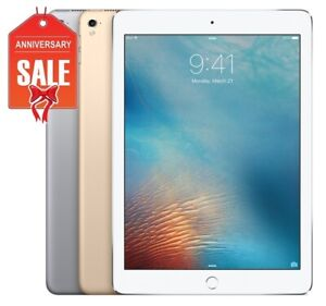 Apple-iPad-Pro-1st-12-9-034-Wifi-or-Cellular-32GB-128GB-256GB-Gray-Silver-Gold