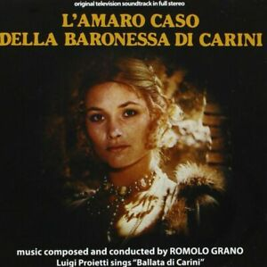 L' Amaro Caso Della Baronessa Di Carini (Romolo Grano) [CD Digitmovies - Nuovo]