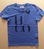 Hollister Girls T Shirt Size S Blue / California