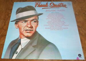 FRANK-SINATRA-20-Classic-Tracks-UK-Import-LP-Vinyl-Album-FACTORY-SEALED-Cover