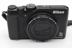 Details about Nikon Coolpix S9900 16 0MP 3''SCREEN 30X ZOOM DIGITAL CAMERA