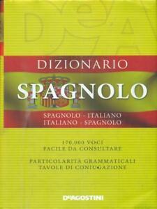 DIZIONARIO-SPAGNOLO-SPAGNOLO-ITALIANO-ITALIANO-SPAGNOLO-AA-VV
