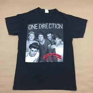One Direction Take Me Home Tour T Shirt 2013 S Small Short Sleeve Ebay