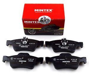Mintex-Essieu-Arriere-Plaquettes-De-Frein-Mercedes-Benz-CLS-E-S-MDB2587-Real-Image-de-partie