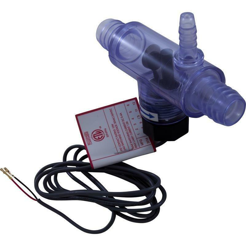 Sundance Spa Flow Switch 3 4  Barb 2 Pump with Tee  6560-860