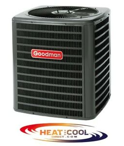 New-Goodman-Std-Efficiency-13-SEER-Central-Air-A-C-Conditioner-R410-Replace-R22