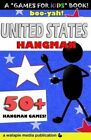 Boo-Yah! United States Hangman by Walapie Media (Paperback / softback, 2014)