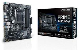 ASUS-Prime-A320M-A-AMD-Socket-AM4-Motherboard-AMD-Socket-AM4-AMD-A320-Chipset