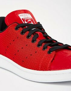 Image is loading Adidas-Originals-Stan-Smith-Weave-Casual-Mens-Shoes-