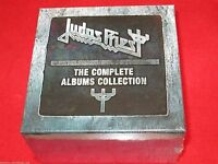Judas Priest - The Complete Albums Collection - 19 Cd Box Set - Factory Sealed