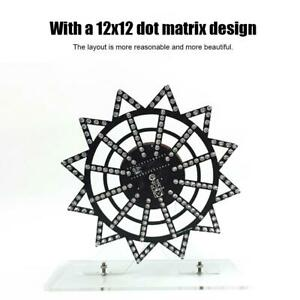 Buntes-LED-DIY-Kit-Riesenrad-Flash-Kit-Dot-Matrix-DIY-Kit-Bausatz-Geschenk