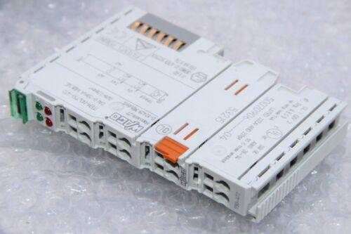 Wago 750-472 2-canal-Analog entrada borna 0-20ma 15-bit single-EndedPeace