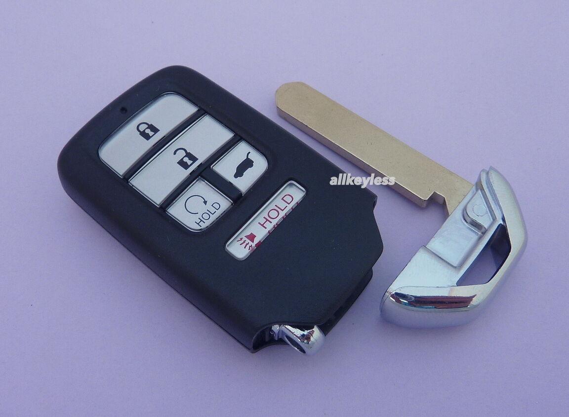 Honda Oem Smart Key Keyless Entry Proximity Remote Fob V44 20072008 Infiniti G35 Dealer Program Transmitter Kr5v2x Ebay