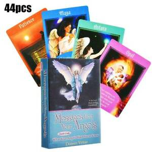 Angel-Tarot-Cards-Oracle-Deck-Doreen-Virtue-Messages-From-Your-Angels-44-Card