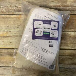 NEW Kanjo Mint Scented Buckwheat Acupressure Pillow   eBay