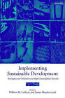 Implementing Sustainable Development: Strategies and Initiatives in High Consumption Societies by William M. Lafferty, James Meadowcroft (Paperback, 2000)