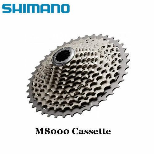 Nieuwe Shimano XT M8000 Cassette 11 Speed 11-40T 11-42T 11-46T Mountain Bike MTB