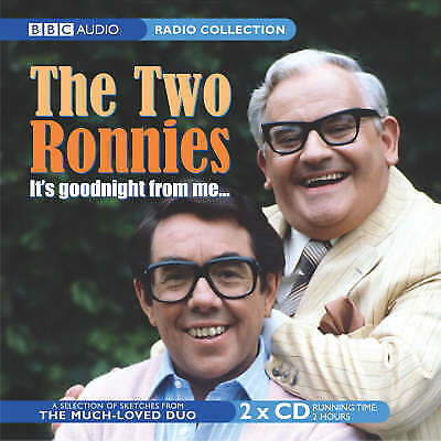 The Two Ronnies- It's Goodnight from Me- BBC Radio Collection-2CD Set